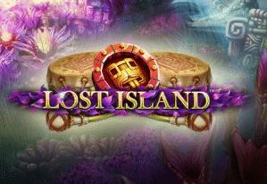 Free spins på Lost Island hos Unibet