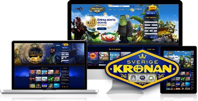 Spela hos SverigeKronan i mobilen