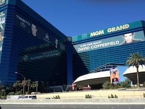 Lions's Share jackpot på MGM Grand