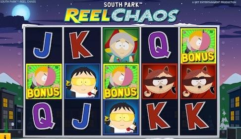 Fakta om freespins och turneringar på nya sloten South Park Reel Chaos
