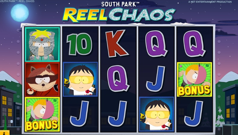South Park - Reel Chaos