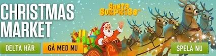 Besök Ladbrokes och spela julslot, gå på julmarknad och spana in heta jackpotten