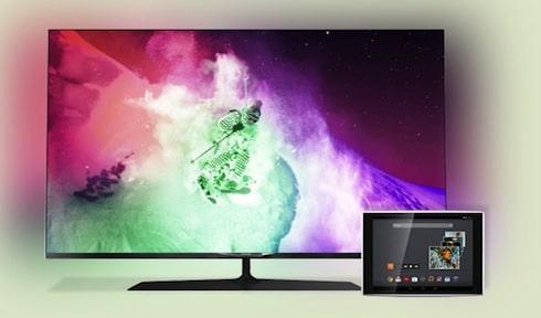 Vinn 49'' LED TV hos Paf