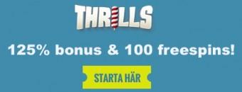 Hämta bonusen hos Thrills
