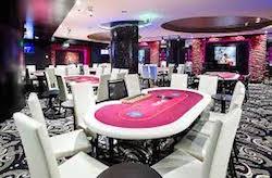 Fakta om Olympic Casino Olümpia i Tallinn