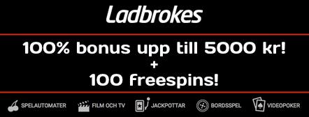 Stor kampanj från Ladbrokes