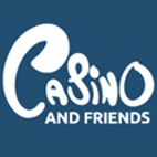 Hämta din bonus hos Casino and Friends Casino