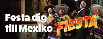 Mexiko fiesta med LeoVegas