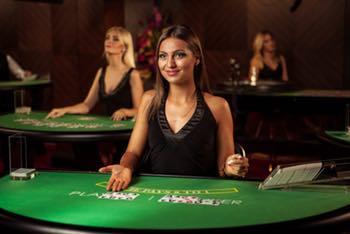 Baccarat hos Codeta Casino