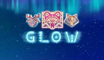 Hämta 50 freespins på Glow
