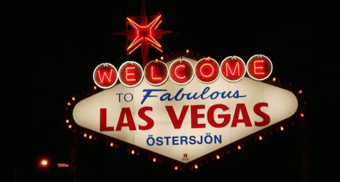 Spelkryssning - Las Vegas på vatten