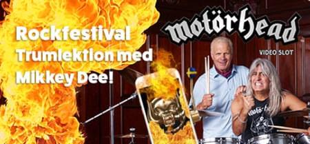 Rockfestival på LeoVegas!