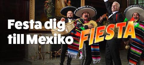 Mexikoresa med LeoVegas