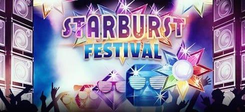 Starburst-festival med otroliga priser!