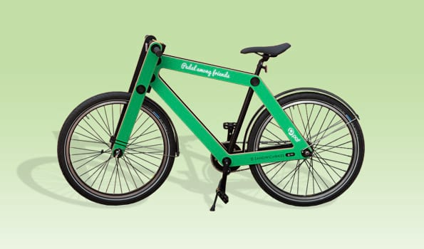 Vinn en unik cykel hos Paf