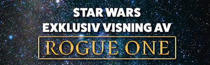 Vinn biljetter till Star Wars!