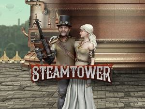 Free spins på Steam tower