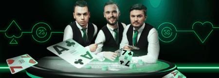 Live casino tävling med Unibet!