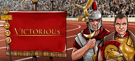 Se kampanjen på Victorious hos Leo Vegas