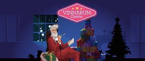 Julkalender hos Vinnarum