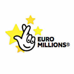 EuroMillions lotteri med stora jackpottar