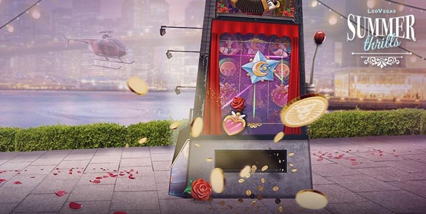 Sensommar och kampanjer hos LeoVegas Casino!