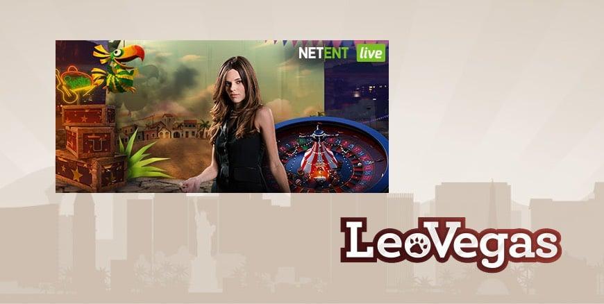 Vinn resor och kontanter med LeoVegas Casino!