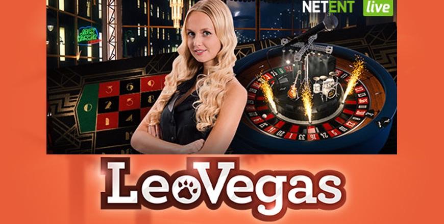 Stora fina vinster hos LeoVegas roulette kampanj!