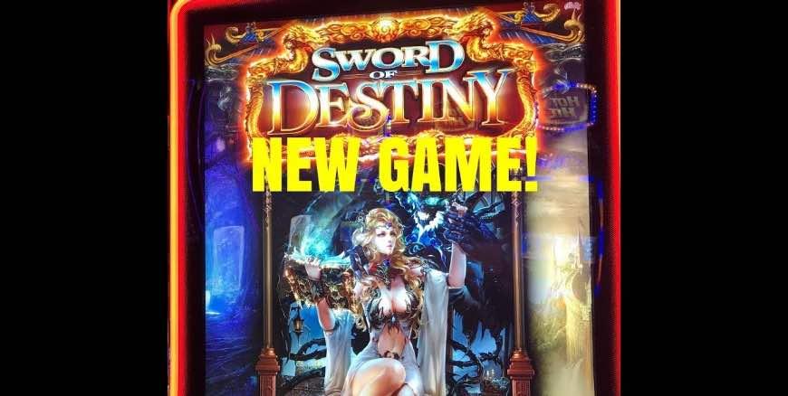 Spela nya slotten Sword of Destiny hos Unibet Casino!