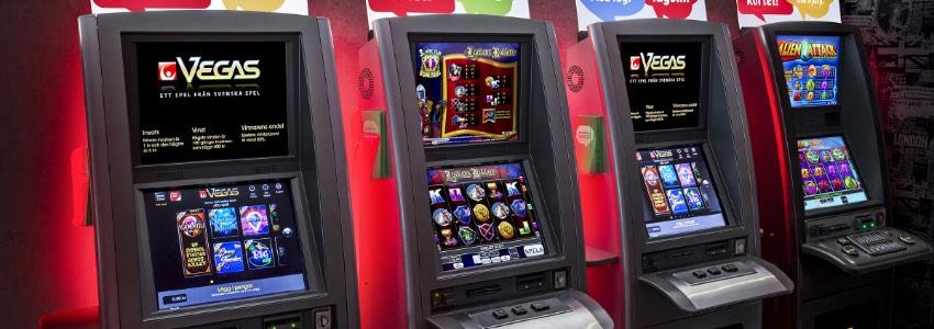 Jack Vegas - kanske sveriges mest berömda spelmaskin!