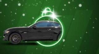 Vinn en Ford Mustang med Unibet Casino!