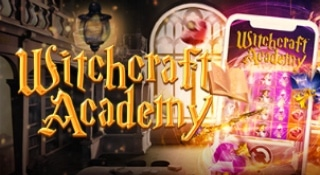 Witchcraft Academy har öppnat hos LeoVegas Casino!