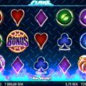 Flame – spelautomat med bonus och free spins