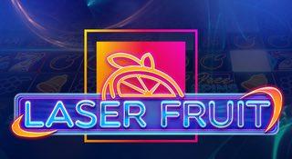Testa nya sloten Laser Fruit hos Maria Casino