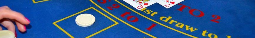 Spela blackjack på casino i Prag