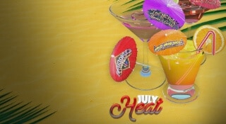400 000kr i Bethards July Heat-turnering!