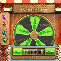 Bonus: gambla och vinn fler free spins i Extra Chilli Megaways
