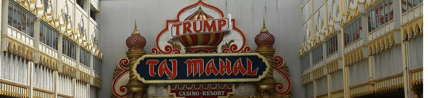 Trump Taj Mahal i Atlantic City