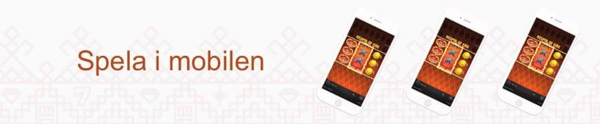 Spela på casino i mobilen med mobil casino
