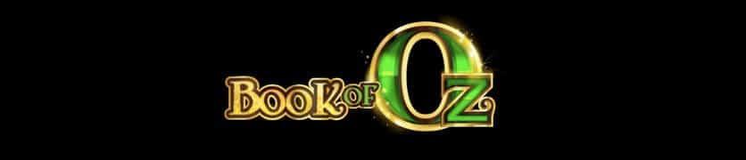 Book of Oz slot från microgaming