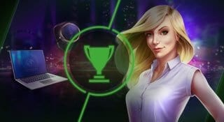 Jane Blonde Returns hos Unibet casino