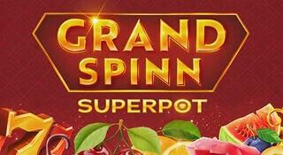Snart dags för lanseringen av Grand Spinn Superpot