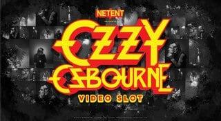 Ozzy Osbourne NetEnt