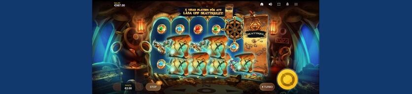 Pirates' Plenty slot från Red Tiger