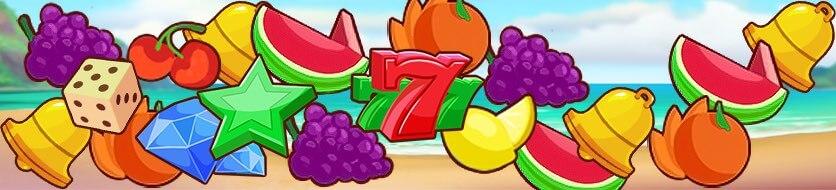 symboler i Tiki fruit
