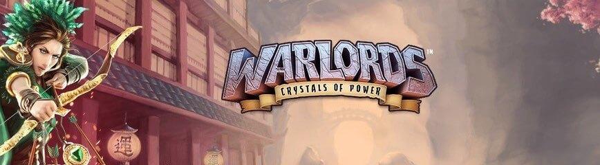 Warlords: Power of Crystals spelautomat från NetEnt