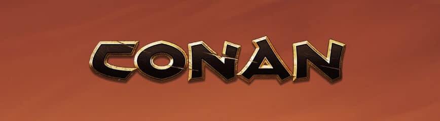 Conan slot från NetEnt