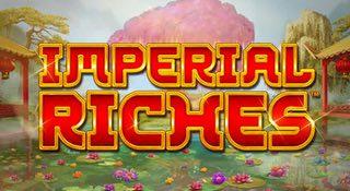 imerial riches slot med jackpot