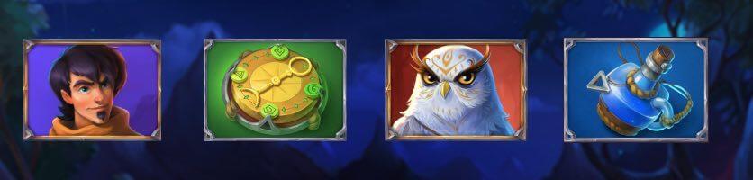 Ozwin's jackpot free spin och bonusspel