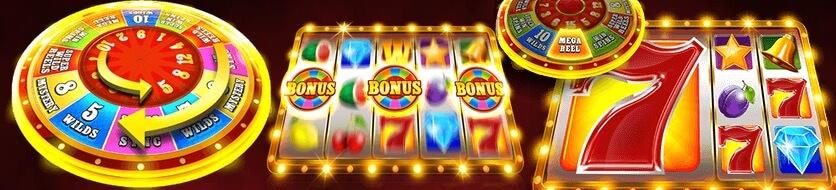 Bonus och free spins i Hot Spin
